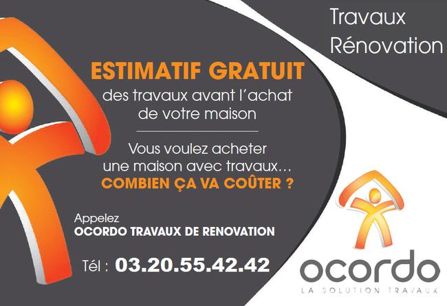 Estimation gratuite des travaux r aliser dans votre maison de lille ocord - Estimation travaux renovation ...