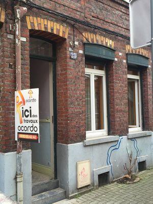 Travaux de maconnerie a Lille