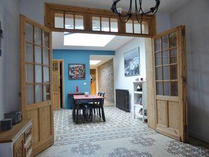 renovation interieur maison ancienne. Black Bedroom Furniture Sets. Home Design Ideas