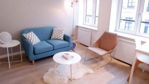 Appartement rénové à Lille