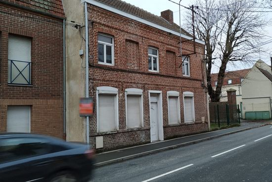 Rénovation intérieure d'une maison à Gondecourt