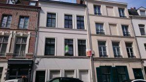 Travaux de rénovation d'un appartement au Vieux-Lille