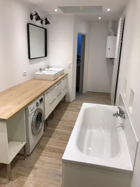 Rénovation d\'une salle de bains à Lille Fives - Ocordo Travaux Lille