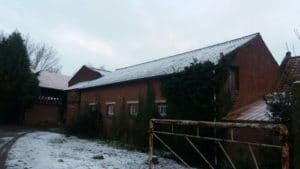 Chiffrage d'un projet travaux : ancienne grange à transformer en logements à Fretin