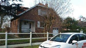 Rénovation électrique et intérieure de maison individuelle à Roncq