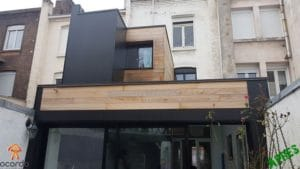 Construction d'extension a lille