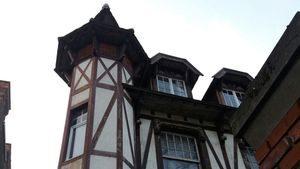 Rénovation de toiture et de façade pour une maison de maître située à Roubaix, près de Lille