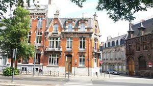Rénovation de maison de maître à côté de l'esplanade à Lille