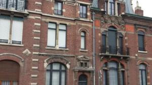Création d'une salle de bain dans les combles - Rénovation de 1930 à Tourcoing Lille