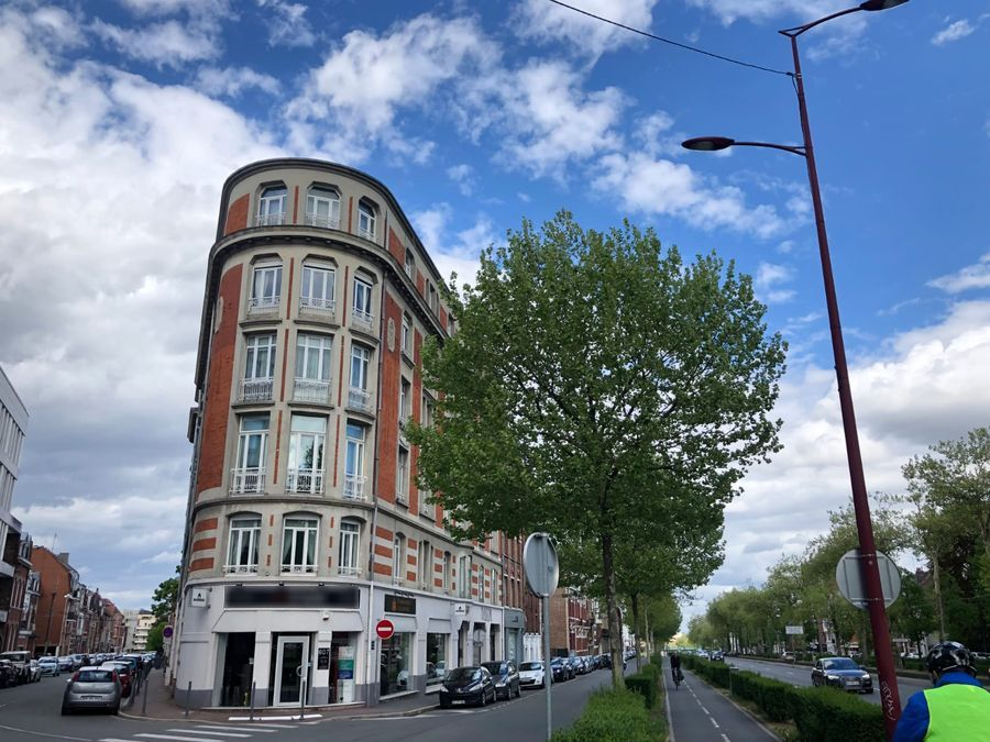 Rénovation d'une appartement en plein centre de lille