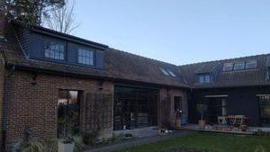 Entreprise tout corps d'état -Projet d'extension de maison et rénovation de maison à Camphin-en-Pévèle, près de Lille