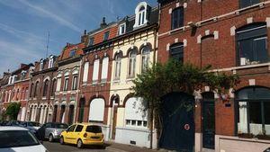 Rénovation d'une 1930 à Roubaix, près de Lille