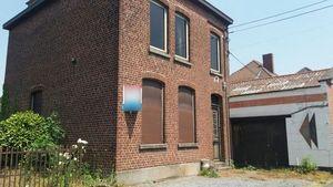 Rénovation d'une maison complète en Belgique, à proximité de Lille