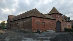Travaux de rénovation et de remise en état d'une ferme à Leers - Rénovation d'habitat - Rénovation de maison à Lille