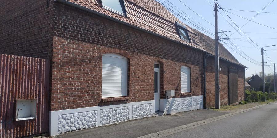 Chiffrage travaux de rénovation pour une maison à Bourghelle