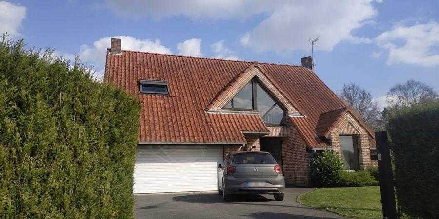 Extension d'une maison à Marcq-en-Baroeul