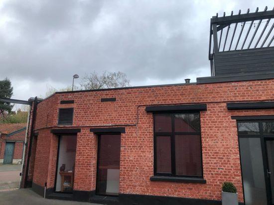 Surélévation d'une maison à Lille