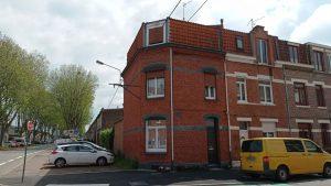 Chiffrage travaux pour la rénovation d'une maison à Lille