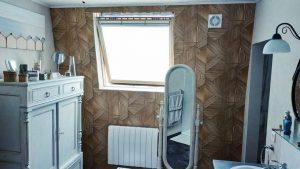 Rénovation intérieure d'une maison à Roubaix