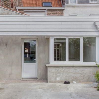 Extension de maison à Lille