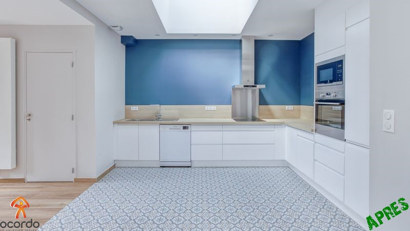 Rénovation de cuisine à Lille