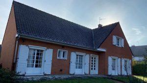 Travaux de rénovation complète d'une maison à Louvil