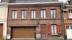 Travaux de rénovation complète d'une maison à Seclin
