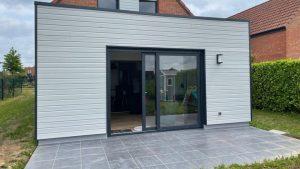 Création d'une extension d'une maison à Lille